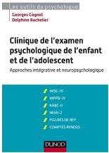 Clinique de l'examen psy E A